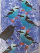 blauwe-suikervogel-Klein
